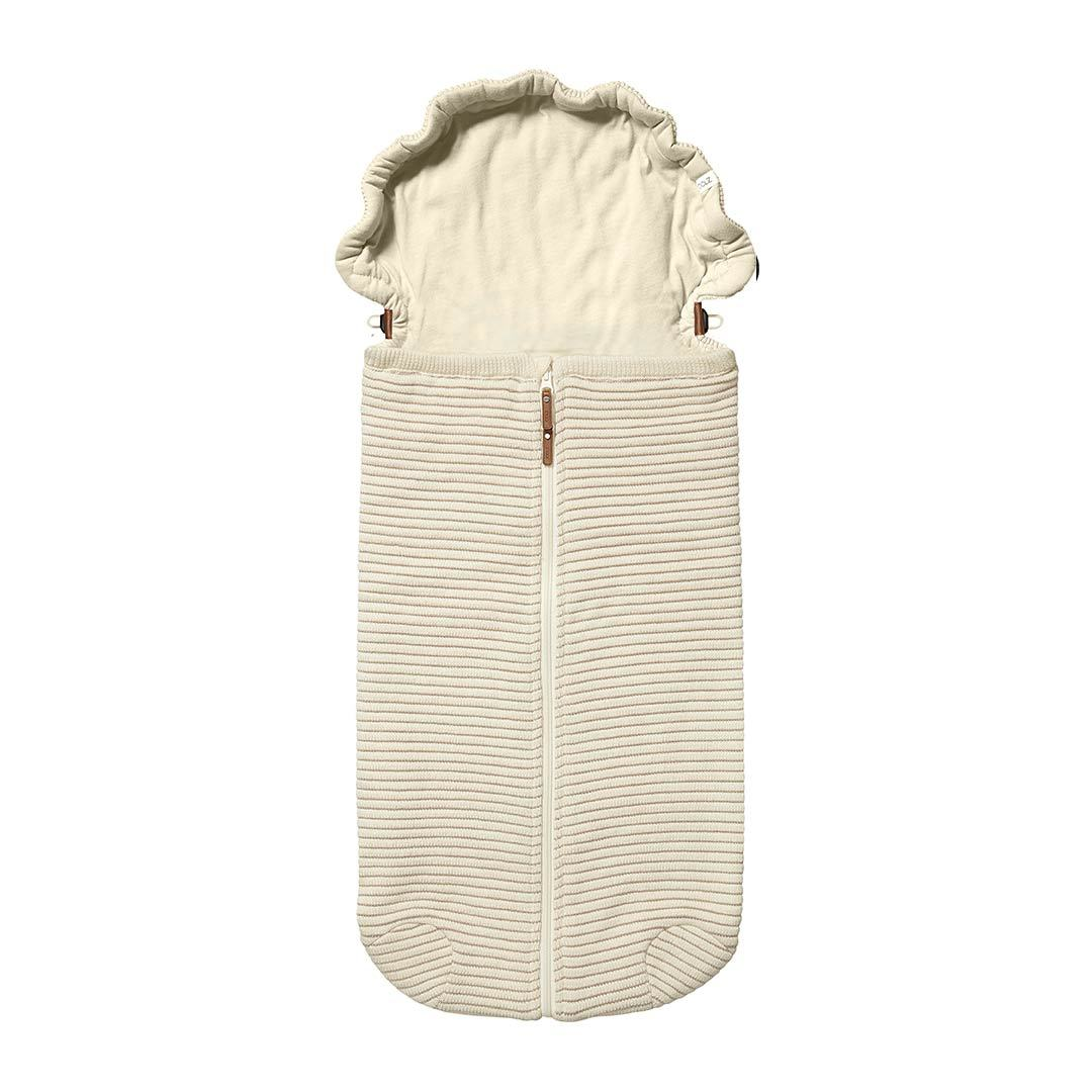 Joolz Essentials Ribbed Nest - Off White