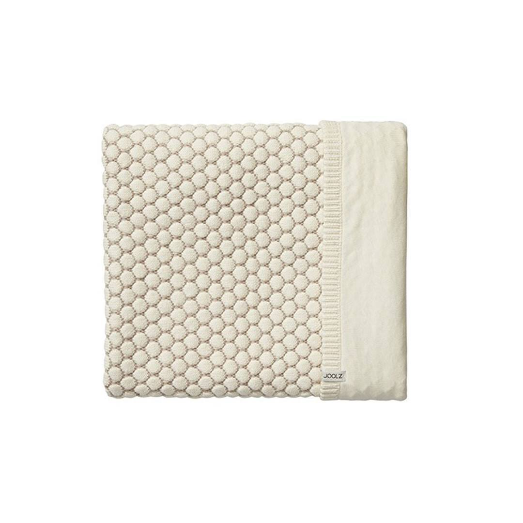 Joolz Essentials Honeycomb Blanket - Off White