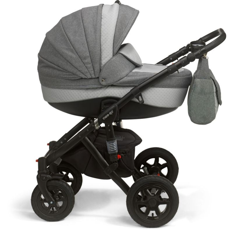 Mee-Go Milano - Dove Grey Sports Chassis