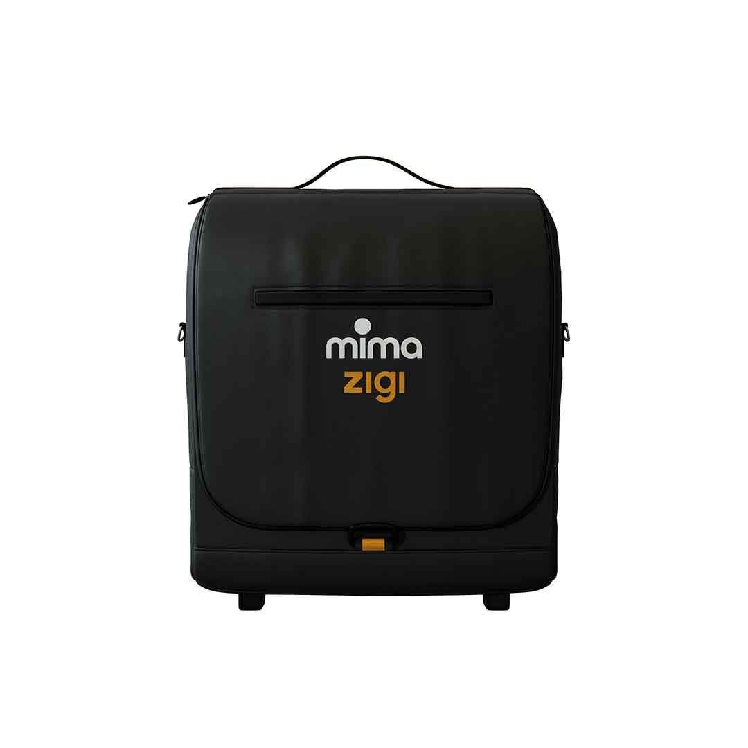 Mima Zigi Travel Bag - Black