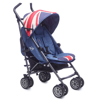 Easywalker Mini Buggy - Union Jack Vintage