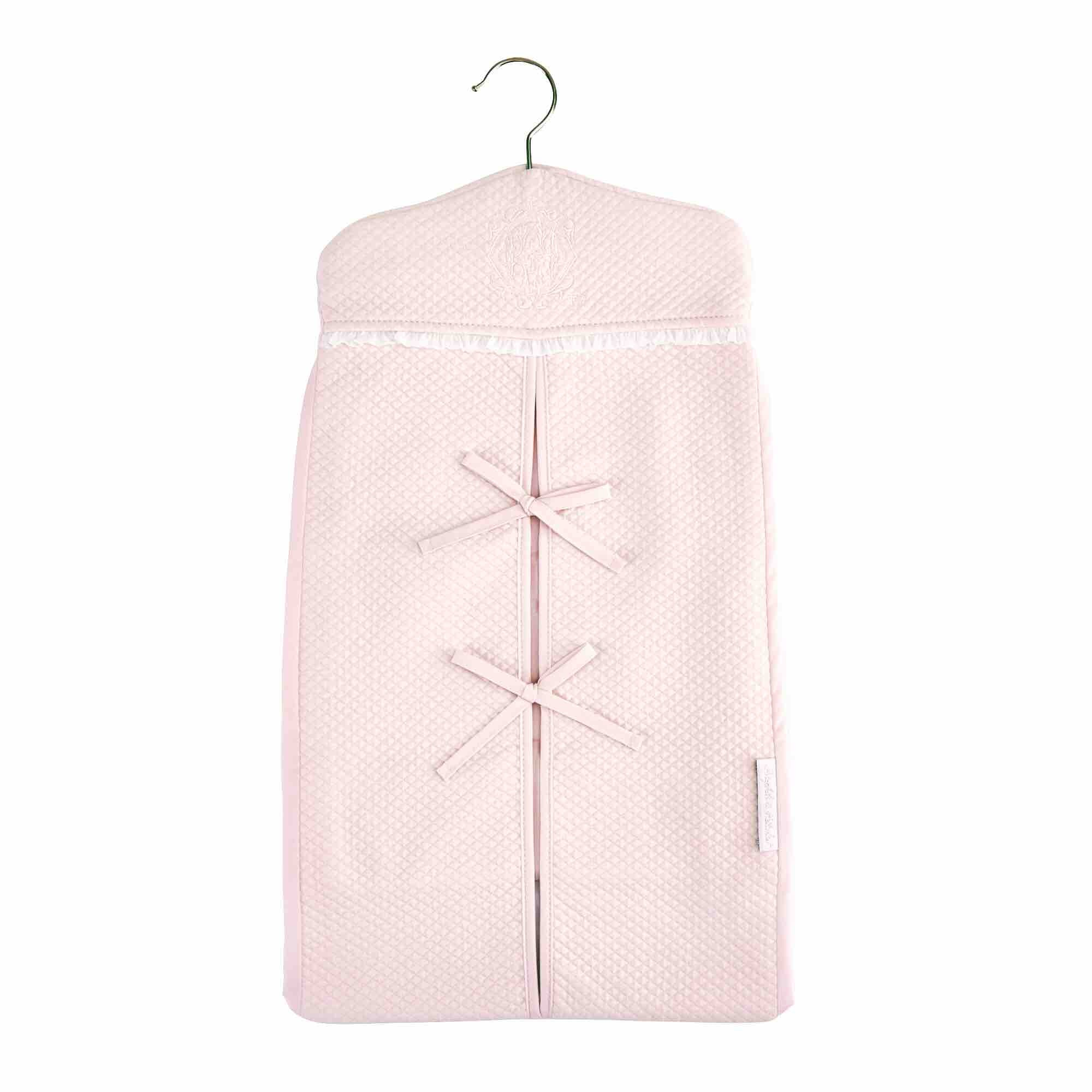 Theophile & Patachou Nappy Stacker - Royal Pink