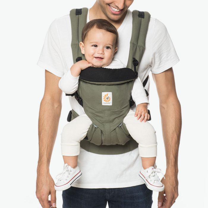 Ergobaby Omni 360 Carrier All in One - Khaki Green