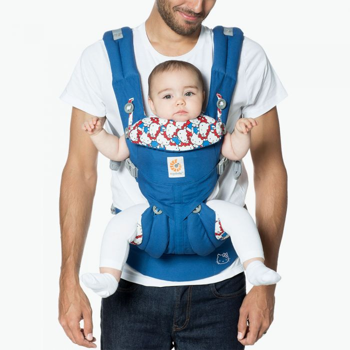 Ergobaby Omni 360 Carrier All in One - Limited Edition Hello Kitty