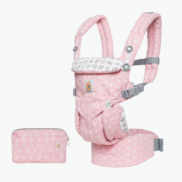 Ergobaby Omni 360 Carrier All in One - Limited Edition Hello Kitty Play Time