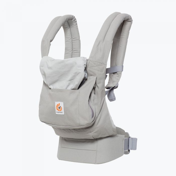 Ergobaby Original Baby Carrier - Pearl Grey
