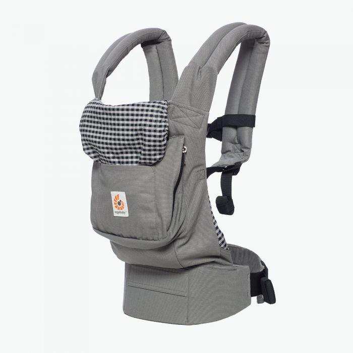 Ergobaby Original Baby Carrier - Steel Plaid