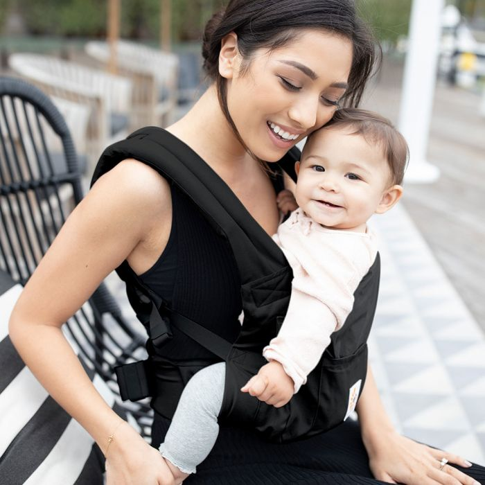 Ergobaby Original Baby Carrier - Pure Black