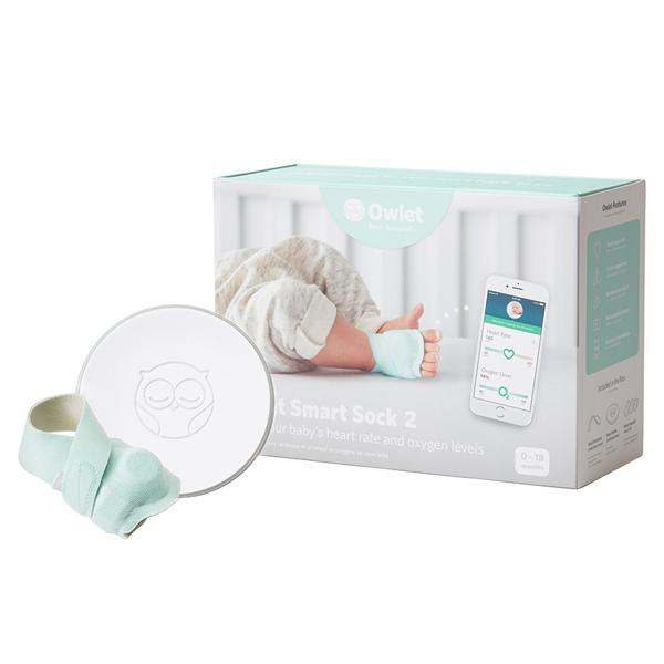 Owlet® Smart Sock Baby Monitor