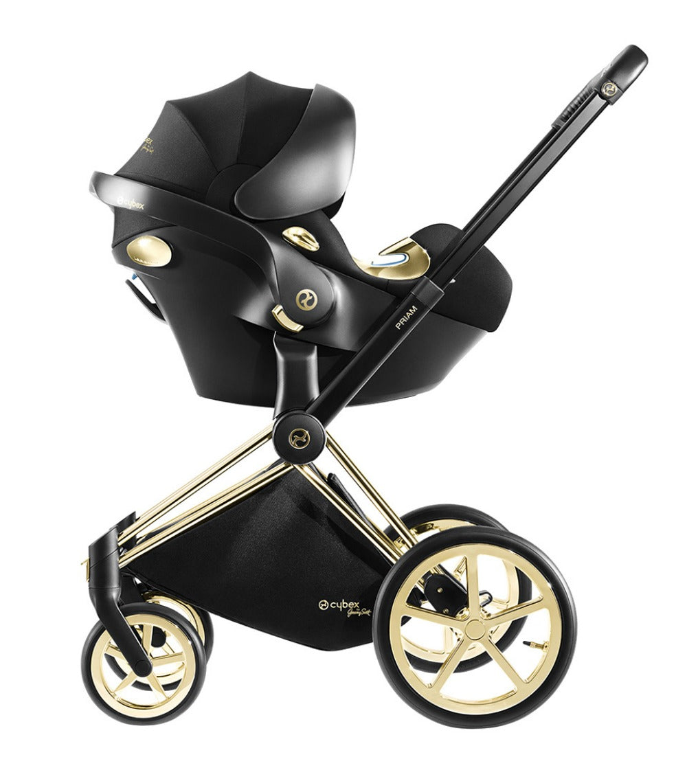 Cybex Jeremy Scott Gold Wings Aton Q