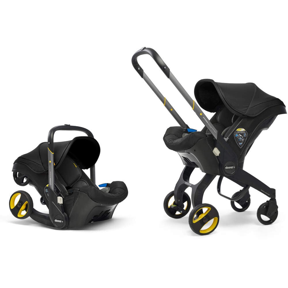 Doona™ Infant Car Seat - Nitro Black