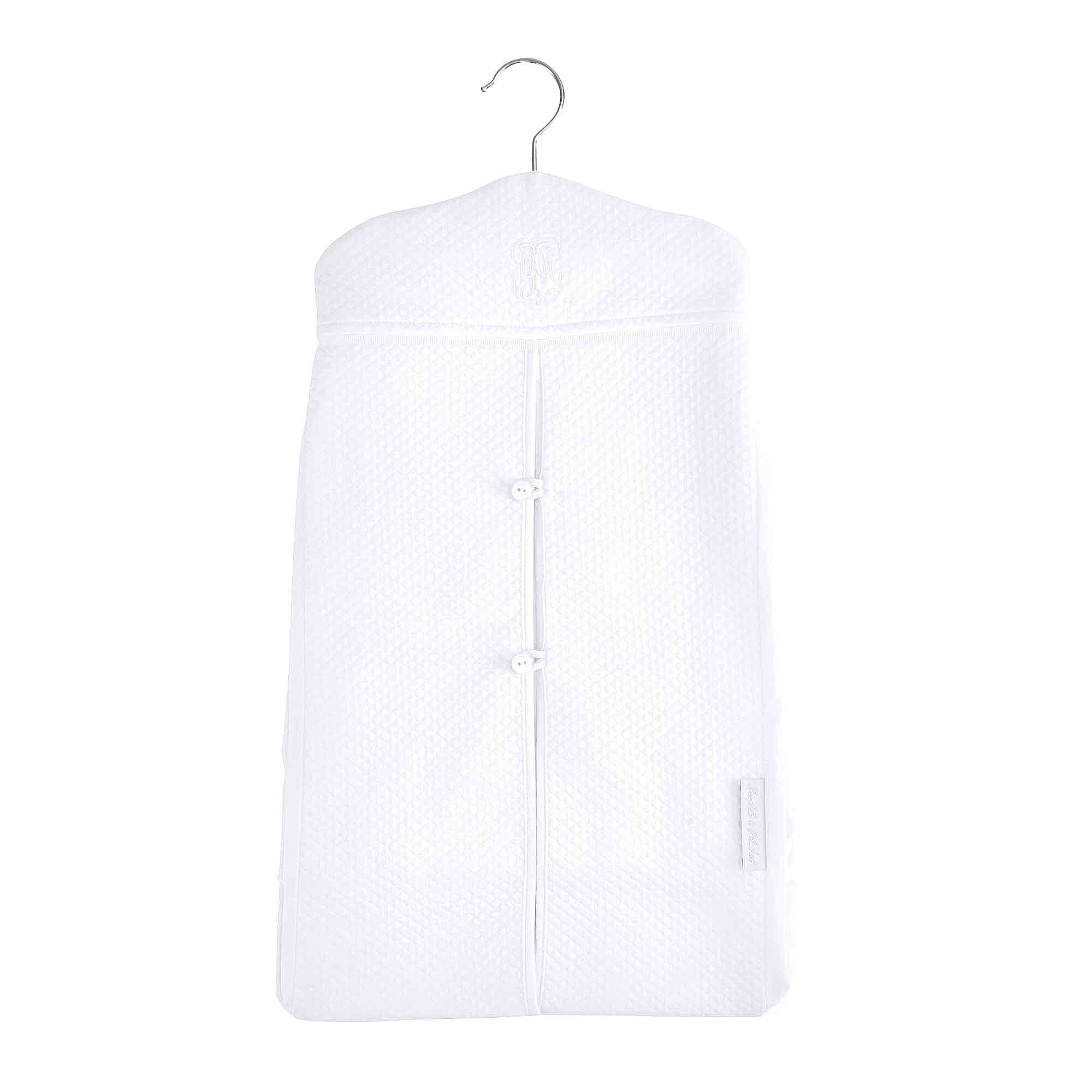 Theophile & Patachou Nappy Stacker - Royal White