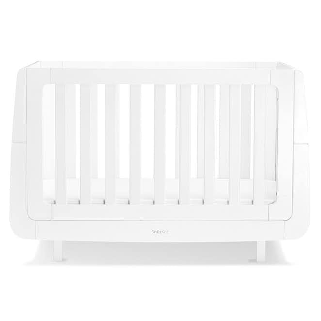 SnuzKot Mode Cot Bed - White