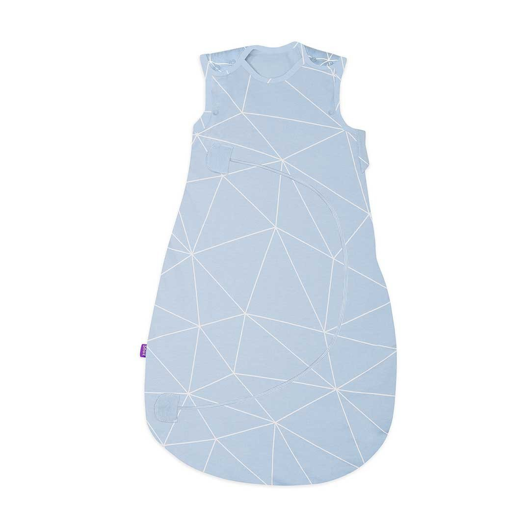 SnuzPouch Sleeping Bag 1.0 Tog (0-6 months) - Geo Breeze