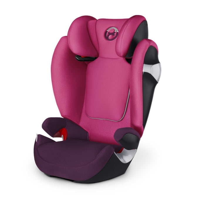 Cybex Solution M - Mystic Pink