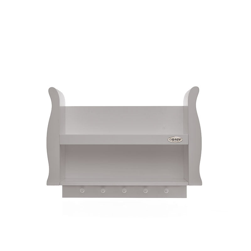 Obaby Stamford Shelf - Warm Grey