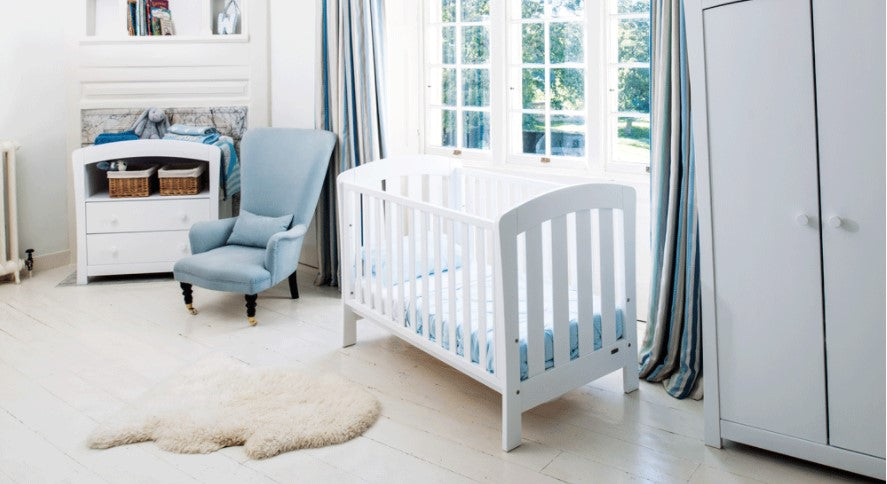 Boori Sunshine 3 Piece Cot Bed Set