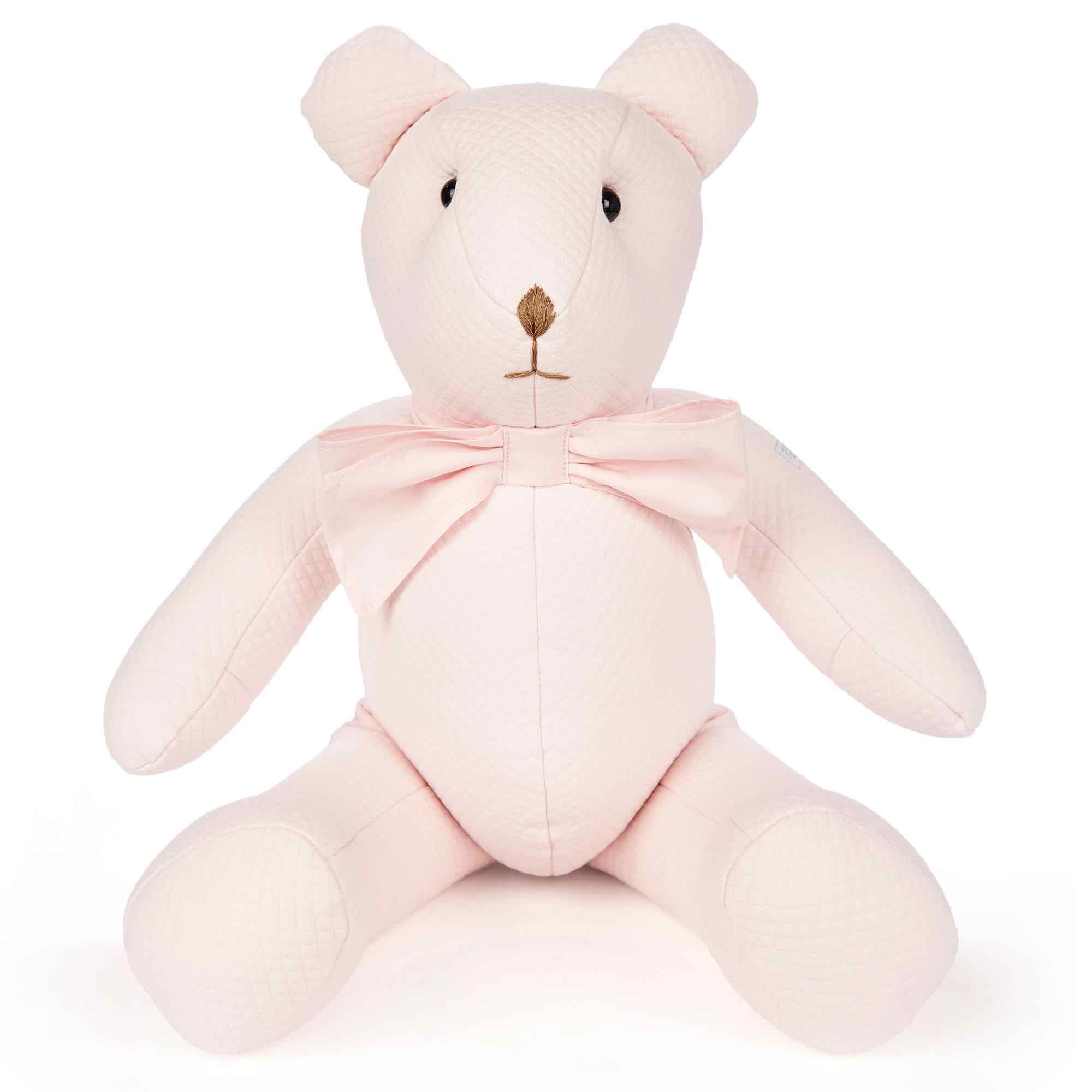 Theophile & Patachou Teddy Design - Royal Pink
