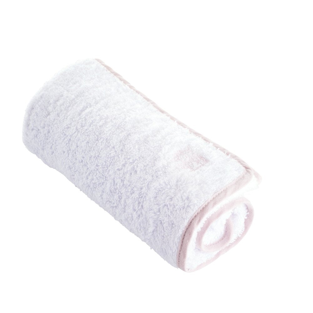 Theophile & Patachou Towel For Changing Mat - Blush Pink