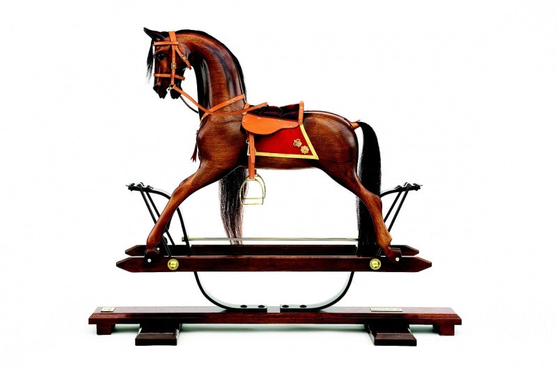 The Chestnut Rocking Horse