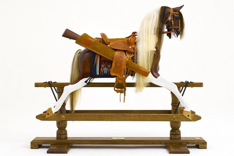 The Cowboy Rocking Horse