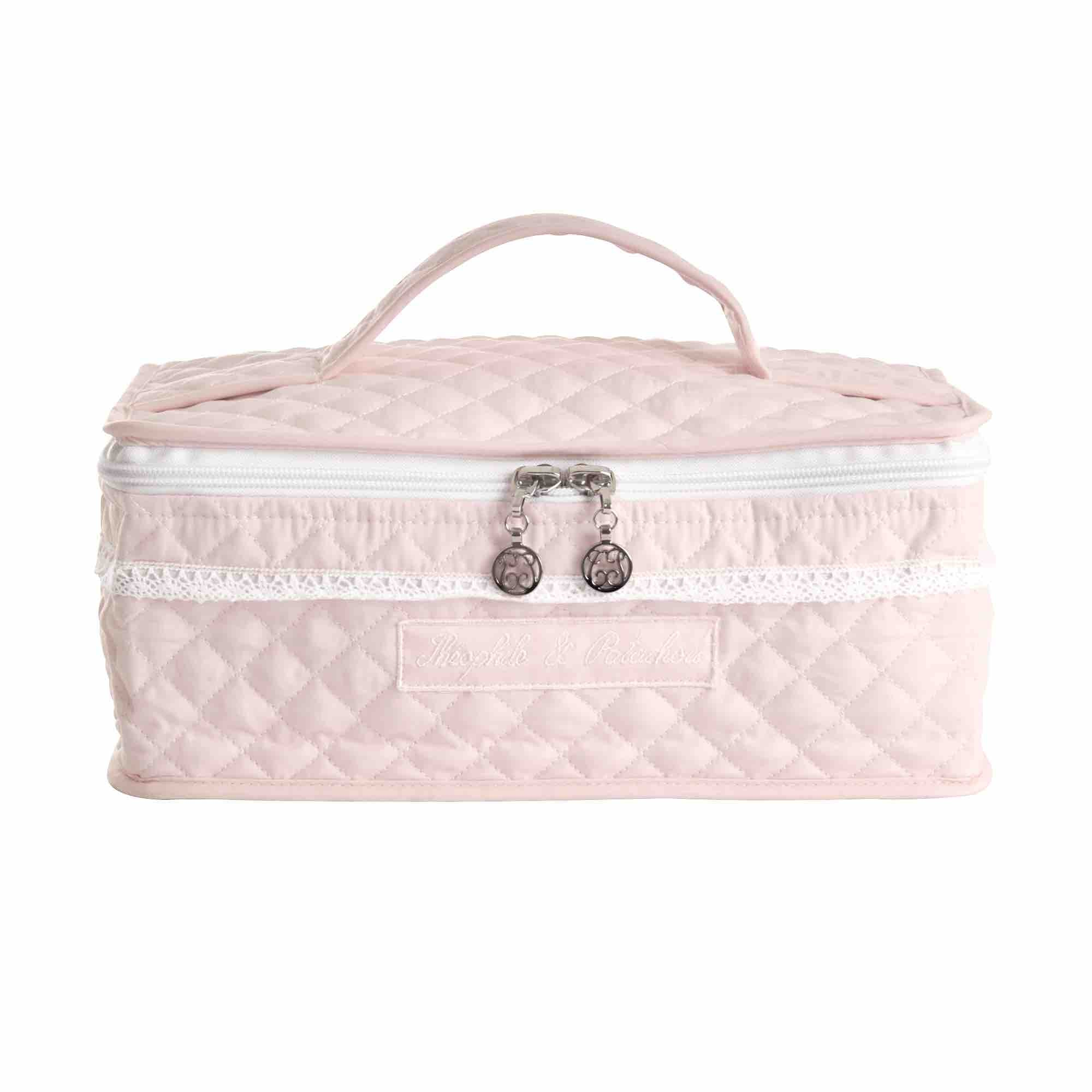 Theophile & Patachou Toilet Bag - Royal Pink