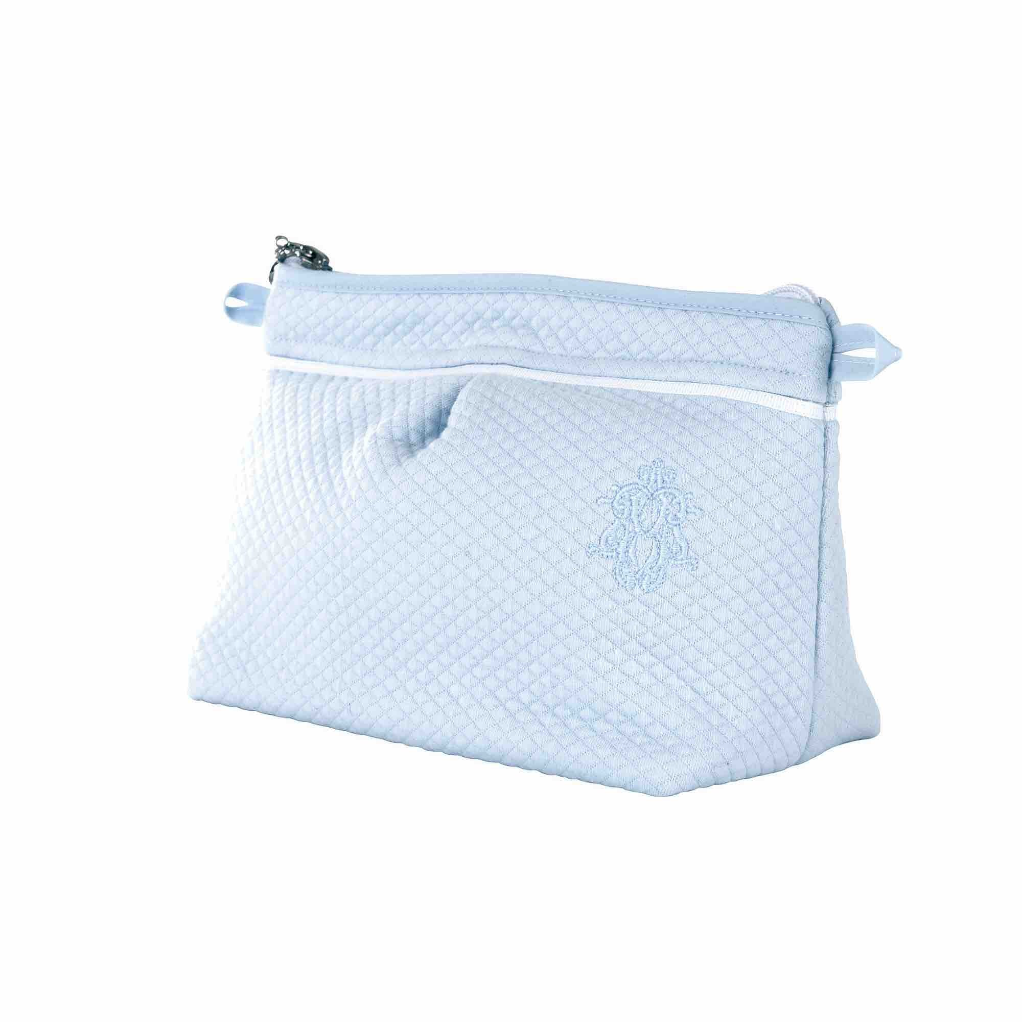 Theophile & Patachou Toiletry Bag - Royal Blue