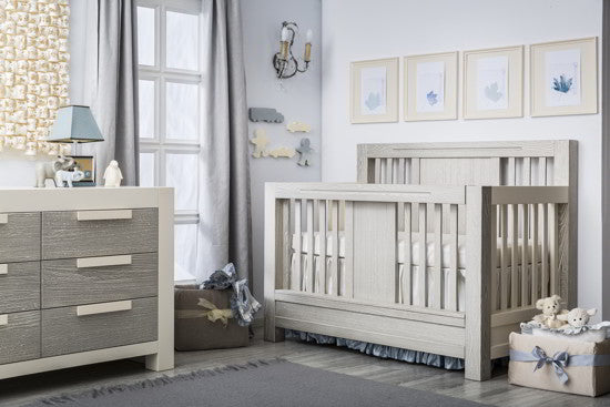 Romina Ventianni 3 Piece Cot Bed Set