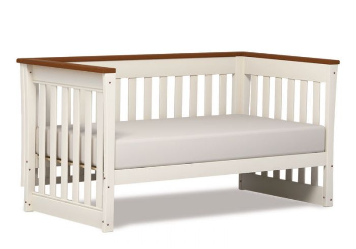 Boori Provence Convertible Plus 3 Piece Cot Bed Set