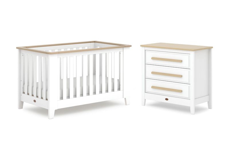 Boori Pioneer Expandable 2 Piece Room Set - Barley & Almond