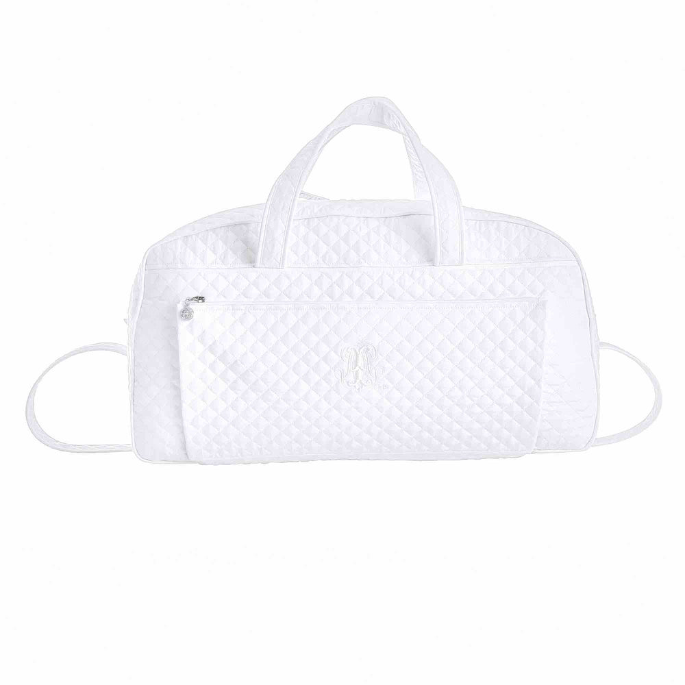 Theophile & Patachou Weekend Bag - Royal White