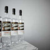 SOCIAL HOUSE® Vodka (750ml)