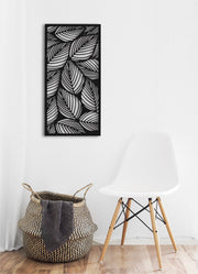 Leaf Panel Wall Art