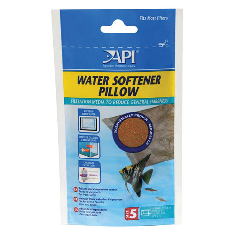 API Water Softener Pillow - Size 5 - 1 pk
