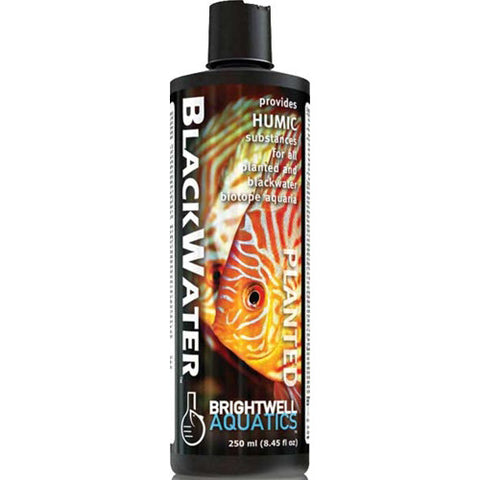 Brightwell Aquatics BlackWater Conditioner for Freshwater 500ml