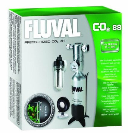 Fluval CO2 supply set 88gm