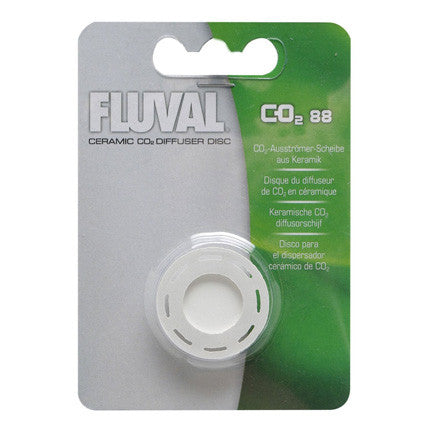 Fluval Ceramic CO2 Diffuser Disc 88g
