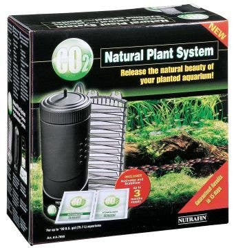 Hagen Nutrafin CO2 Natural Plant System with CO2 Activator and Stabiliser