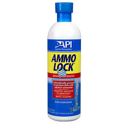 API Ammo-Lock Amonia Detoxifier 473ml