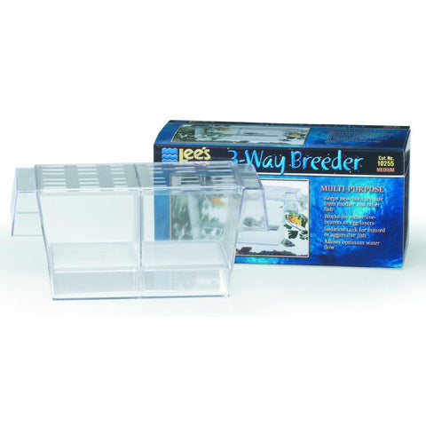 Lee's Aquarium And Pet  Three-Way Breeder