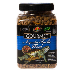Zoo Med Gourmet Aquatic Turtle Food 312g