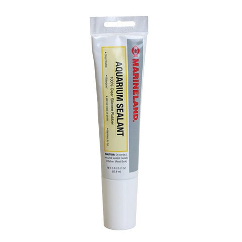 Marineland 100% Clear Silicone Aquarium Sealant - 85g