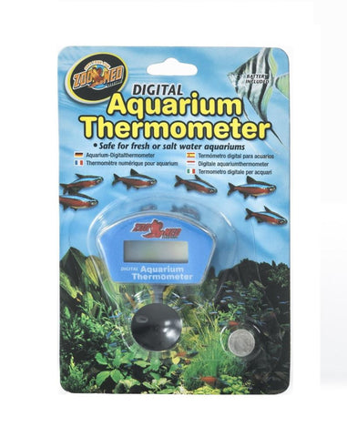 Zoo Med - Digital Aquarium Thermometer