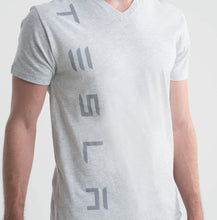 Load image into Gallery viewer, Men's Racing Stripe V-Neck