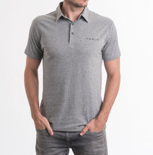 Load image into Gallery viewer, Men's Tesla Logo Polo