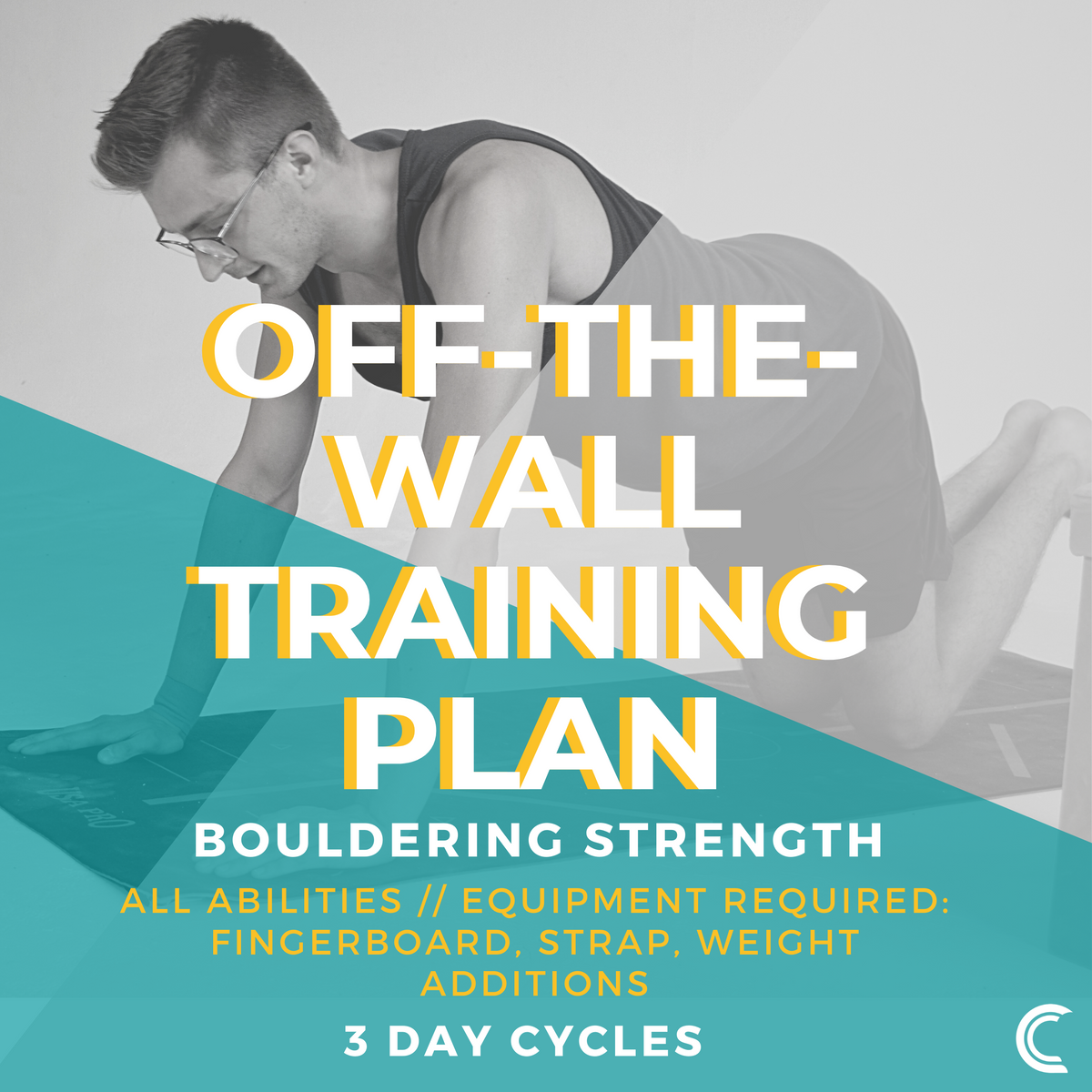 At Home Training Plan - Bouldering Strength