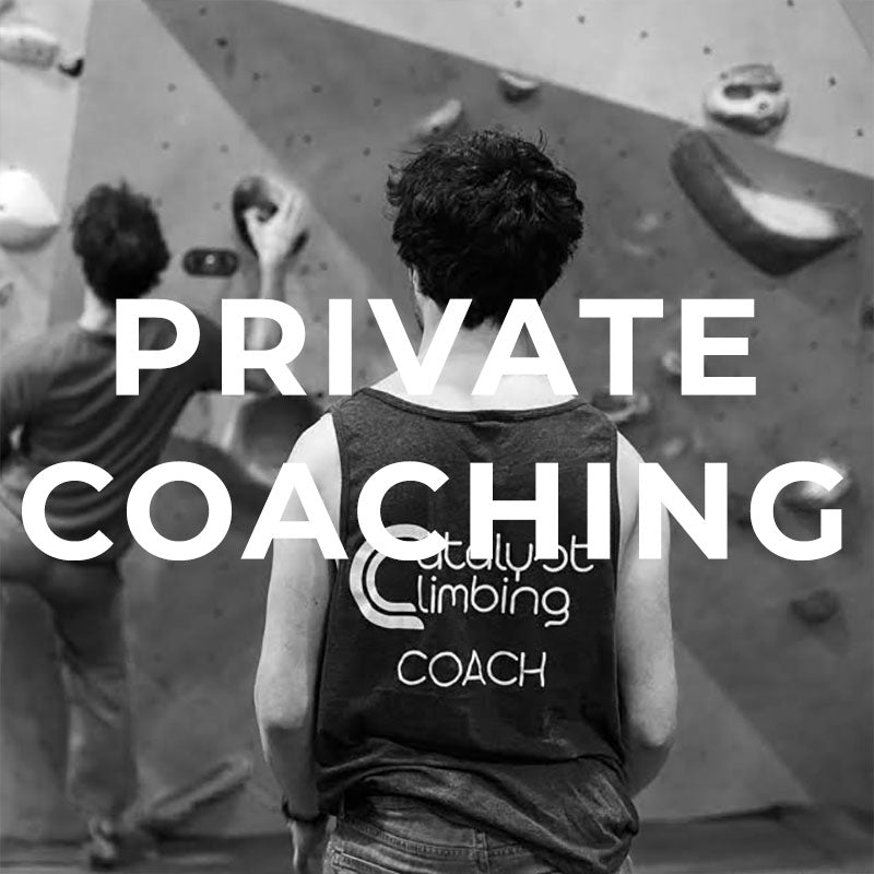 Private Climbing Coaching Sessions