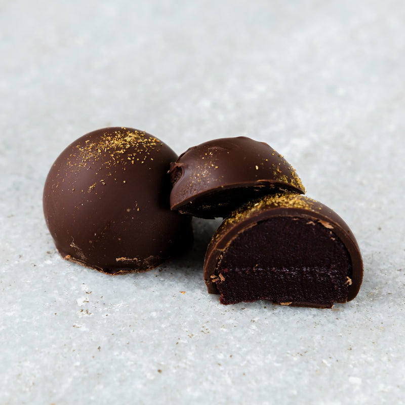 Cassis Dark Chocolate