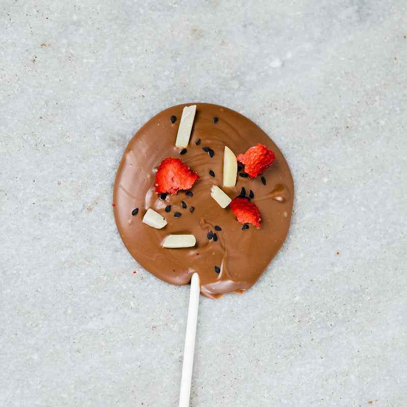 Chocolate Lollipop Three Pack
