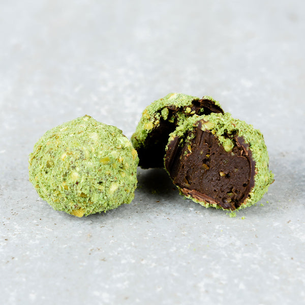 Pistachio Matcha Dark Chocolate